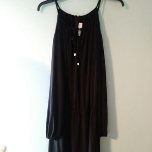 Black Michael Kors Mini Dress size Med